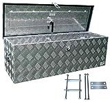 Truckbox D100 + MON 2012 Montagesatz, Werkzeugkasten, Deichselbox, Transportbox