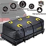 Heckbox Gepäckträgertasche - 566 Liter Auto Aufbewahrungsbox Wasserdicht Transporttasche für mehr...